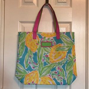 Lilly Pulitzer for Estee Lauder Tote Bag